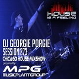 DJGeorgie Porgie  MPG Radio Mixshow Session 273