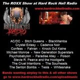 The ROXX Show at Hard Rock Hell Radio 31 May AC/DC Poison Kik Tracee Tesla Confess