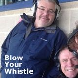Blow Your Whistle post Torquay Utd 1st Feb 2014