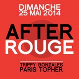 T&T (Paris'Topher vs Trippy Gonzales) Live @ After Rouge 25-05-2014