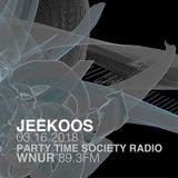 03.16.18 Jeekoos on PTS Radio WNUR Chicago
