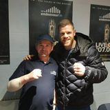 Callum Johnson chats about his upcoming fight