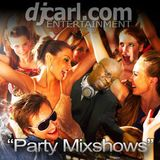 "DJ Carl Dance ""Celebrity Mixshow"" Podcast"