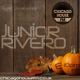 DJ JUNIOR RIVERO @ CHICAGO HOUSE FM 11.22.12