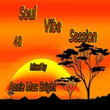 Soul Vibe Session 48 Mixed by Annie Mac Bright
