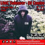 UWV Radio Takeover - Dj CONTRO - 11.11.2017
