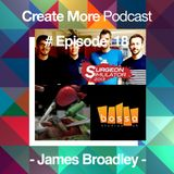 #Ep18 - Bossa Studios - James Broadley