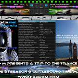 Fab vd M Presents A Trip To The Trance World Episode 91 Season 9 Ultrasound Time Machine