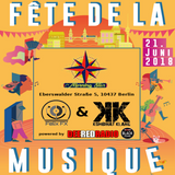 Live-Set 1@Fete de la Musique im Cafe MorningStar (21.06.2018)