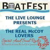 "THE BOATFEST LIVE LOUNGE SESSIONS 2016 PRESENT ""THE REAL McCOY LOVERS"""