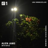 Alien Jams w/ Kepla - 29th October 2019