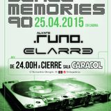 Dance Memories 90 v.7 @ Sala Caracol (25.04.2015)