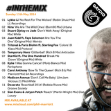 Phil Marriott #InTheMix - 11th May 2014 (Gaydio)