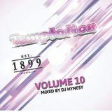 Temptation Volume 10 Mixed  by DJ Hynesy.