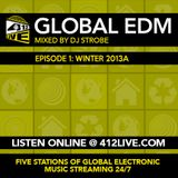 DJ Strobe - Global EDM Sessions EP1 Winter 2013