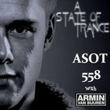 A State of Trance Episode 558 with Armin van Buuren