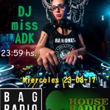 House Radio Band Podcast presenta Miss Adk