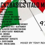 Back2Basics Italo Mix 93 Tony Renzo