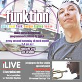 FUNKTION 002 W/ GUEST BROWNMAN ALI