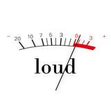 Loud!