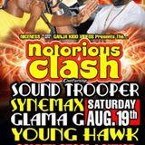 Notorious Clash@ Golden Stool Lounge Bronx NY 19.8.06