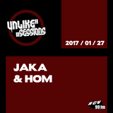 Unlike Sessions - 2017 jan 27 - Jaka / Hom