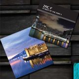 """Zac F - A Collection of My Lps  """"A Night at the Port""""  vol 1 & 2 [2007 & 2011]"""