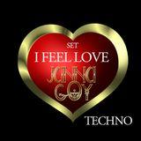 JANNA GOY - I FEEL LOVE - SET