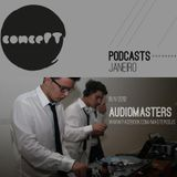 ConcePT Podcast #1 - Audiomasters