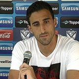 Entrevista a Hernan Pellerano (Futbolista, Nuevo Refuerzo de Independiente) Futbol Al Rojo Vivo