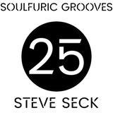 Soulfuric Grooves # 25 - Steve Seck - (February 26th 2020)