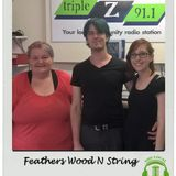 Interview with Sarah and Lloyd from Feathers Wood 'N' String, on The Local - SA - 27 Dec 2018