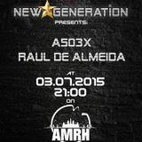 Raul de Almeida@ AMRH  // New Star Generation Podcast