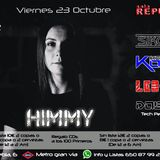 Leo-Vit @   Sala REPUBLIK  / B-SIDE party - Madrid-Spain (warm up TECHNO set) 23/10/2015