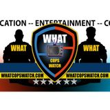 What Cops Watch