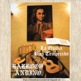 Barroco Andino: La quena bien temperada. CD-461803. Sony Music Chile. 1988-1989. Chile