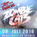 Zombie Cats Event 08.07.2016 Kemp One promo mix
