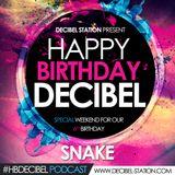 SNAKE (Happy Birthday Decibel)