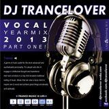 DJ Trancelover Vocal Yearmix 2013
