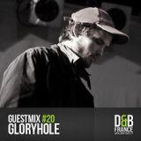 Guest Mix DnbFrance #20 - GloryHole