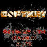 CopyKat Minimix - October 8th, 2012