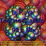 Techno Classic 90`s Mix by DJ HeYk