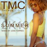 TMC-the music club mixed by jose torres summer 2019