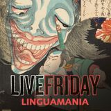 Live Friday Linguamania at the Ashmolean Museaum Part 1