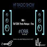 HF Radio Show #098 Side B - Masta-B