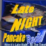 Late Night Radio on Pancake Day - Pancake Comedy & History