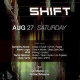 NPM @ SHIFT, TIME Manila (27/08/2016) Promo Mix