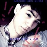 NEW YEAR (2017)  SPECIAL: Essential Mix (Compilation 2016) Jeremías Albornoz