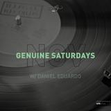 GENUINE SATURDAYS Podcast #089 - Daniel Eduardo