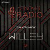 ABNOMAL RADIO 002 - DJ WILLEY